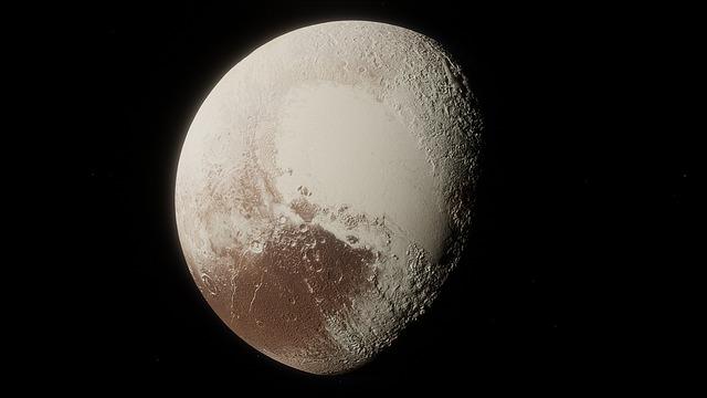 Definice Pluta je stále na bodu mrazu