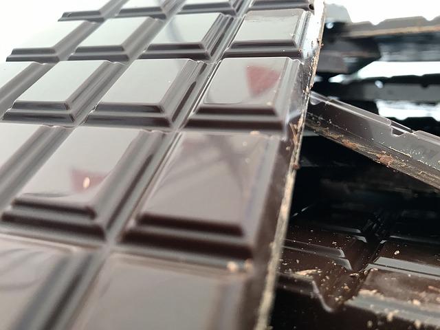 Přítelkyně na celý život – čokoláda!