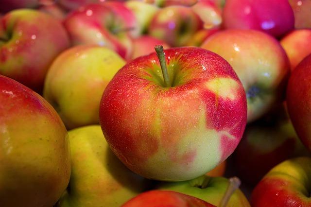 krásná jablka