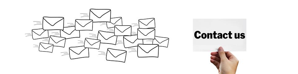 letící obálky